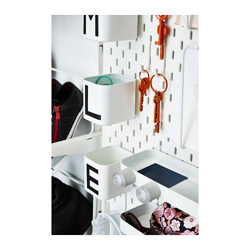 SKÅDIS - pengait, putih   IKEA Indonesia - PH141590_S4