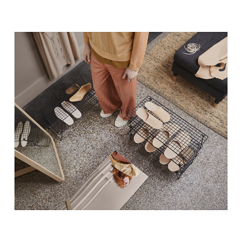 GREJIG rak sepatu