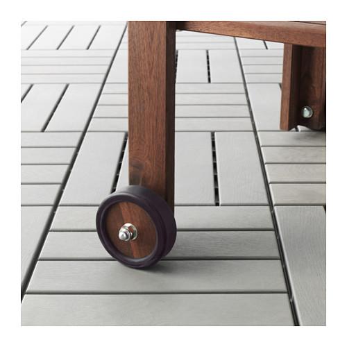 ÄPPLARÖ/KLASEN trolley, outdoor