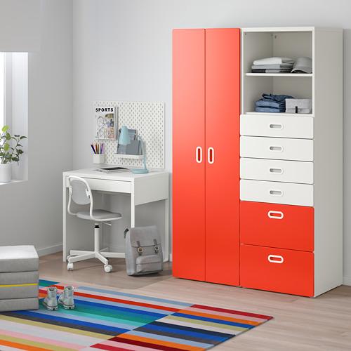 FRITIDS/STUVA lemari pakaian