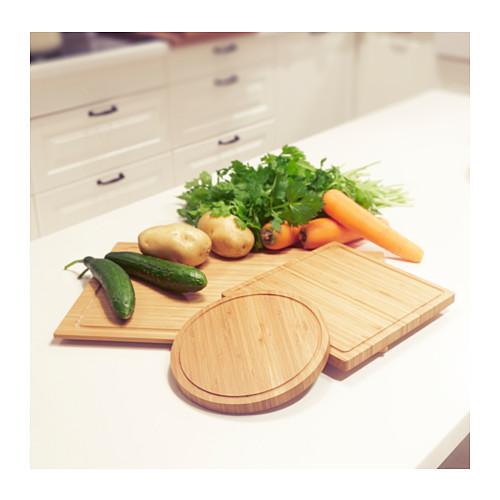 OLEBY - talenan, set isi 3, bambu | IKEA Indonesia - PE553227_S4
