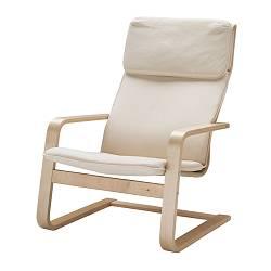 PELLO - PELLO, kursi berlengan, Holmby alami