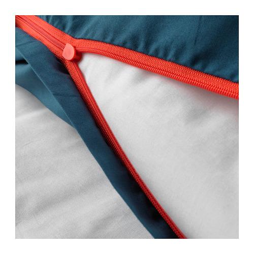 URSKOG sarung quilt dan sarung bantal