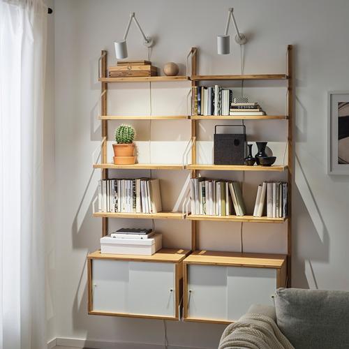 NYMÅNE lampu kerja/dinding
