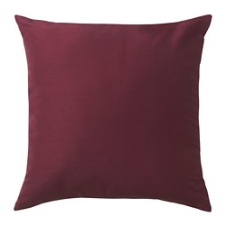 ULLKAKTUS - Cushion, dark red