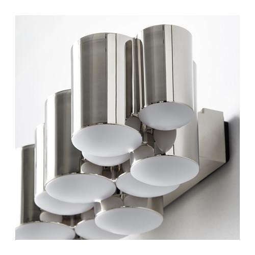 SÖDERSVIK lampu LED kabinet/dinding