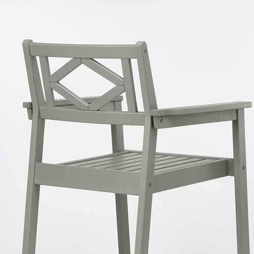 BONDHOLMEN kursi dg sandaran lengan, luar rg