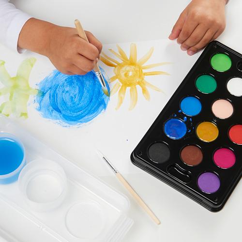 MÅLA - watercolour box, mixed colours | IKEA Indonesia - PE611172_S4