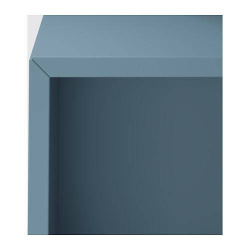 EKET unit rak dinding dg 4 kompartemen