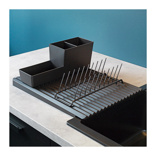 RINNIG dish drainer, double-sided