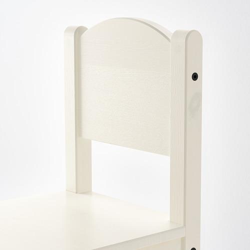 SUNDVIK - children's chair, white | IKEA Indonesia - PE642053_S4