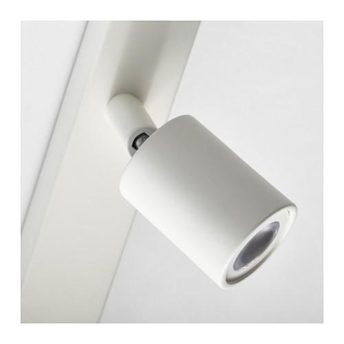 BÄVE Trek plafon LED, 3 tempat lampu