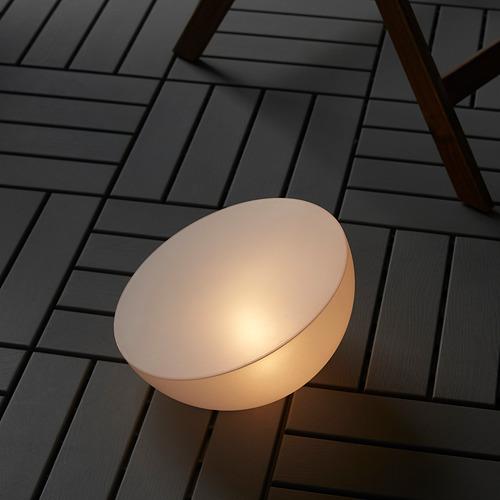 SOLVINDEN lampu LED tenaga surya
