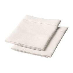 GULLMAJ - Serbet, renda putih