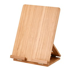 GRIMAR - Holder for tablet, bamboo