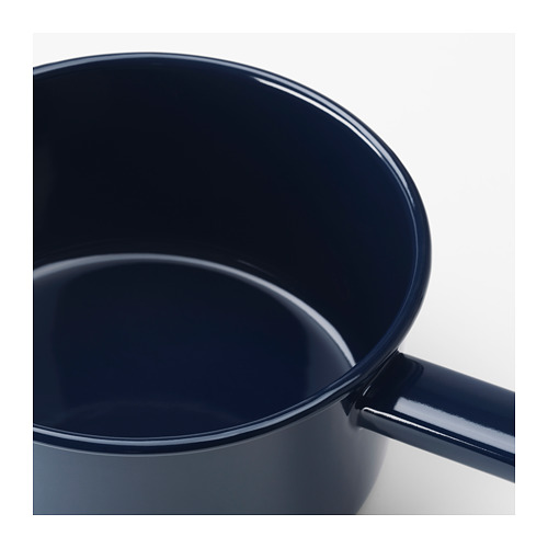 VARDAGEN saucepan with lid
