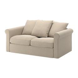 GRÖNLID - Sofa 2 dudukan, Sporda alami