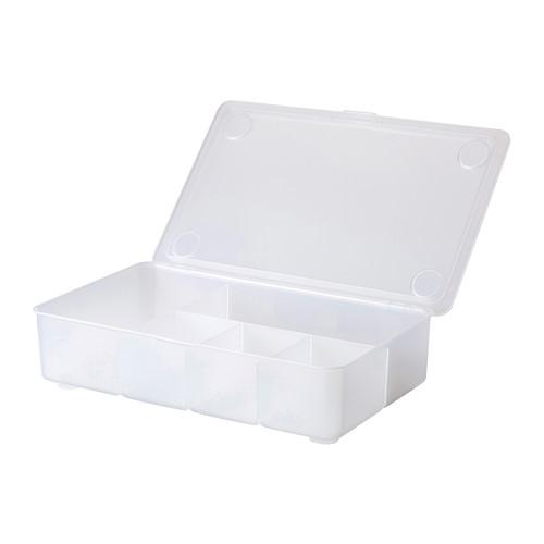 GLIS kotak dengan penutup