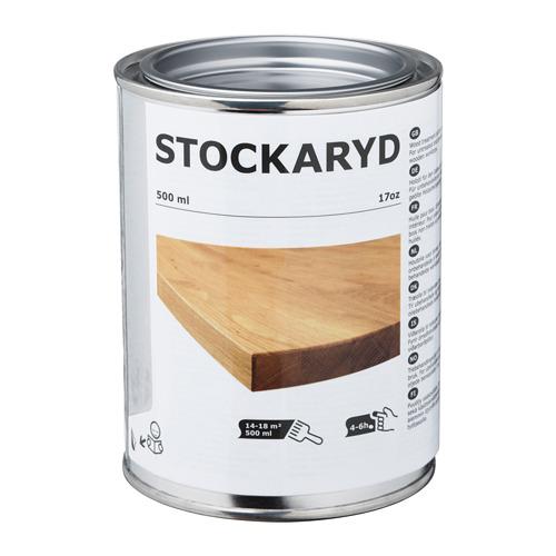 STOCKARYD minyak perawatan kayu, dalam ruang