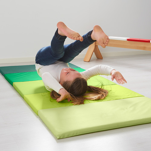 PLUFSIG folding gym mat