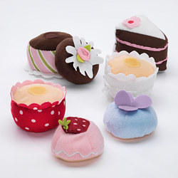 DUKTIG - 4-piece cupcake set