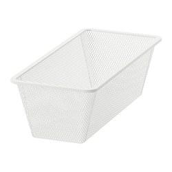 JONAXEL - Keranjang jaring, putih