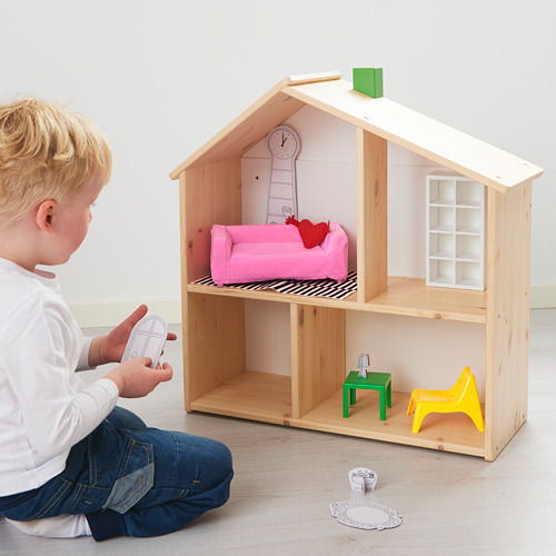 HUSET - doll's furniture, living-room | IKEA Indonesia - PE611103_S4