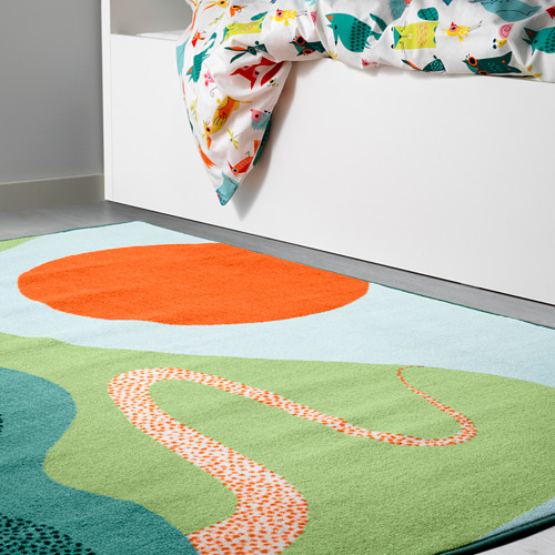 LATTJO karpet, bulu tipis