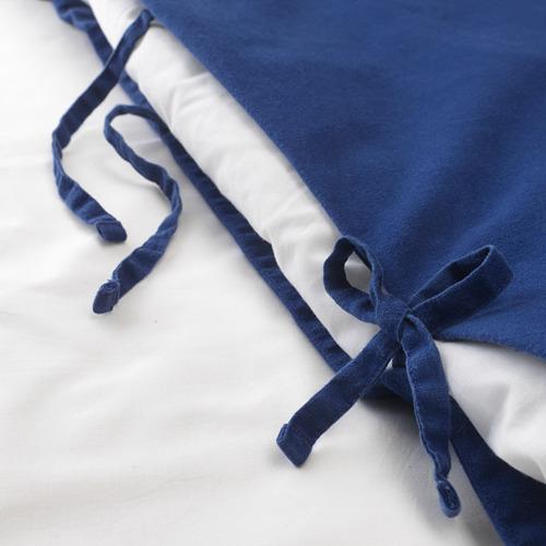 SÅNGLÄRKA sarung quilt dan sarung bantal