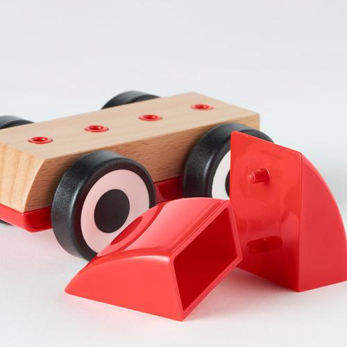 LILLABO mobil mainan