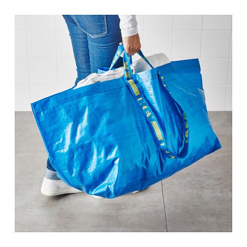 FRAKTA carrier bag, large