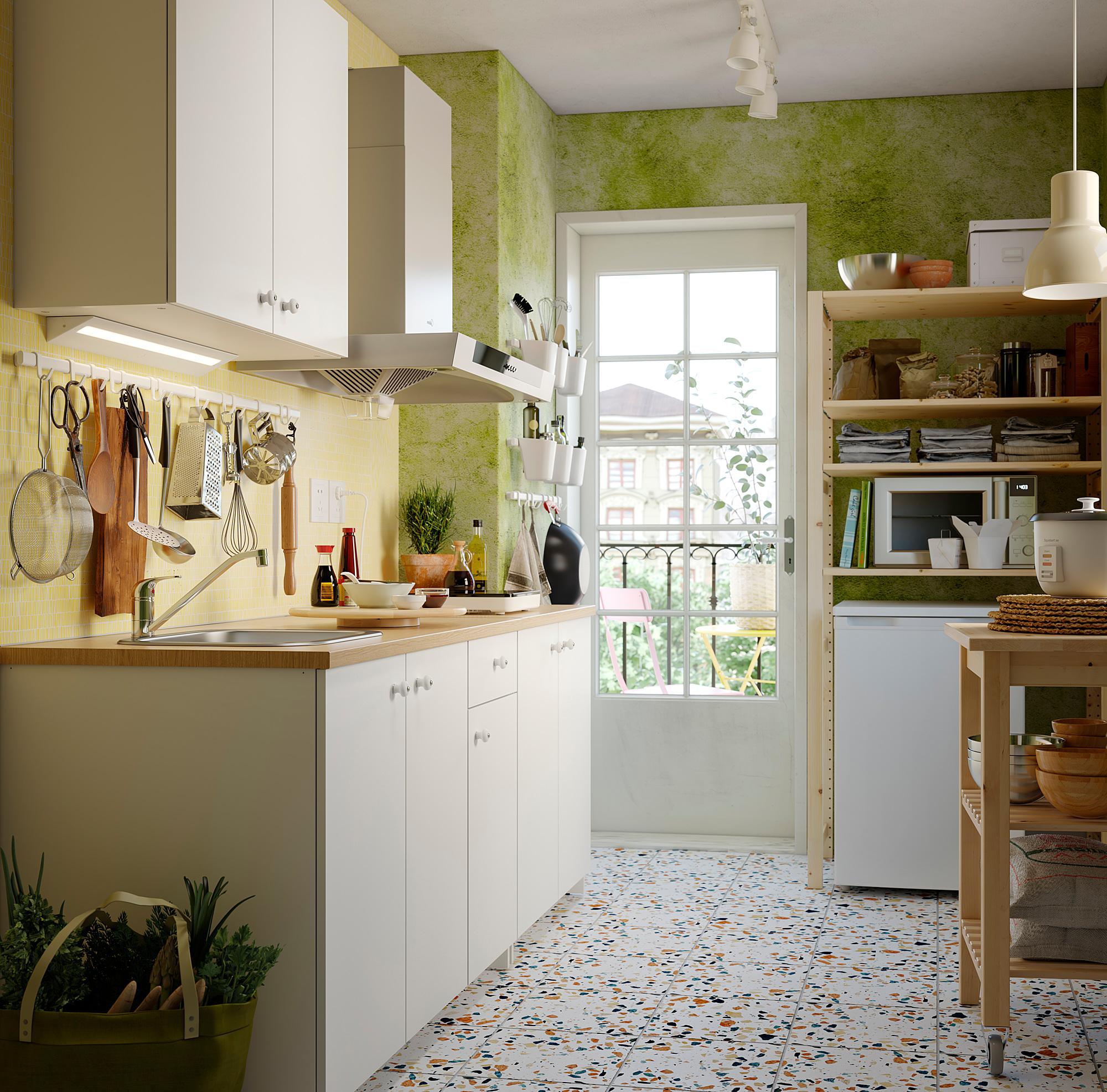 Knoxhult Dapur Putih Ikea Indonesia