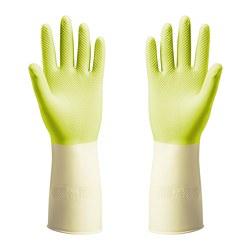 POTKES - Rubber gloves, green