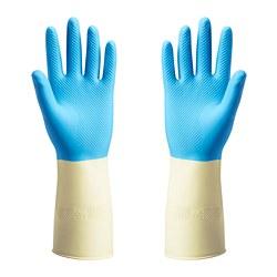 POTKES - Sarung tangan karet, biru