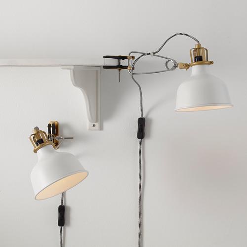 RANARP wall/clamp spotlight
