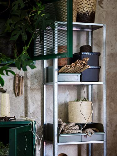 HYLLIS - unit rak , dalam/luar ruang, 40x27x183 cm | IKEA Indonesia - PH175714_S4