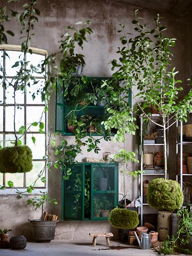 HYLLIS - unit rak , dalam/luar ruang, 40x27x183 cm | IKEA Indonesia - PH175715_S4