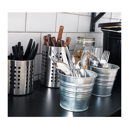 ORDNING cutlery stand