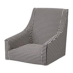 SAKARIAS - Sarung untuk kursi berlengan, Vibberbo