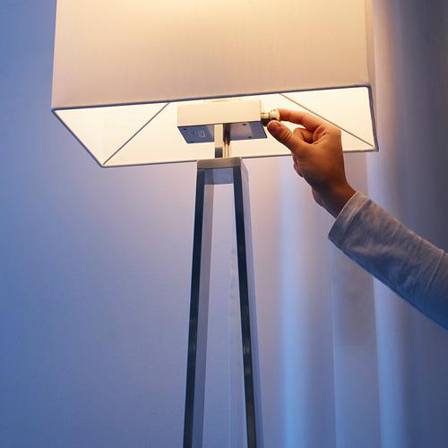 KLABB lampu lantai
