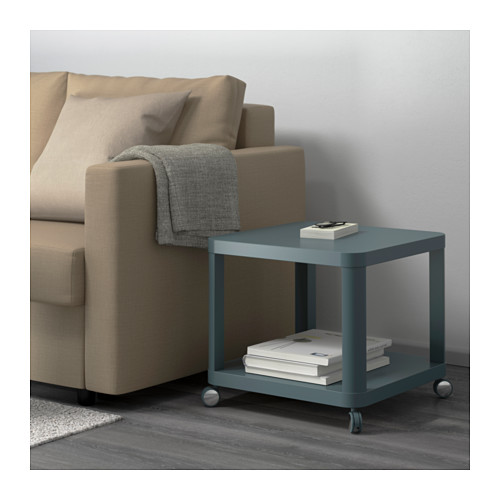 TINGBY side table on castors