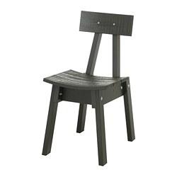 INDUSTRIELL - Chair, green-black