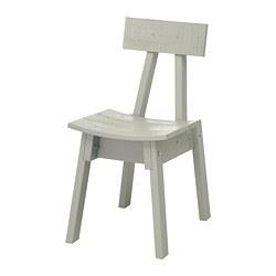 INDUSTRIELL - Chair, light grey