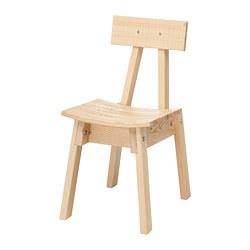 INDUSTRIELL - Chair, pine