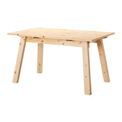 INDUSTRIELL - Table, pine