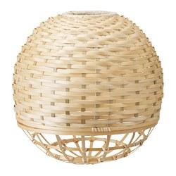 INDUSTRIELL - Pendant lamp shade, bamboo globe