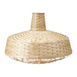 INDUSTRIELL - Pendant lamp shade, bamboo