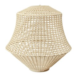 INDUSTRIELL - Pendant lamp shade, natural colour/beige
