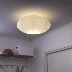 SOLLEFTEÅ - Lampu plafon, putih