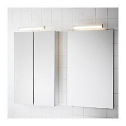 ÖSTANÅ - Lampu LED kabinet/dinding, putih